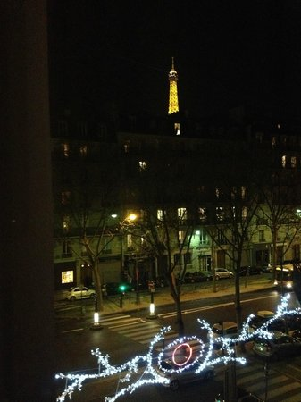 Hotel Relais Bosquet Paris : View from our room! #33