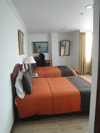 Hotel Andes Plaza: Quarto 4