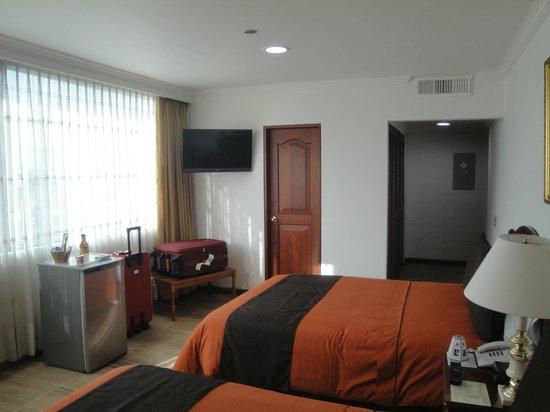 Hotel Andes Plaza: Quarto 7