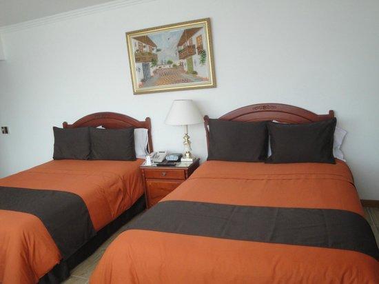 Hotel Andes Plaza: Quarto 2