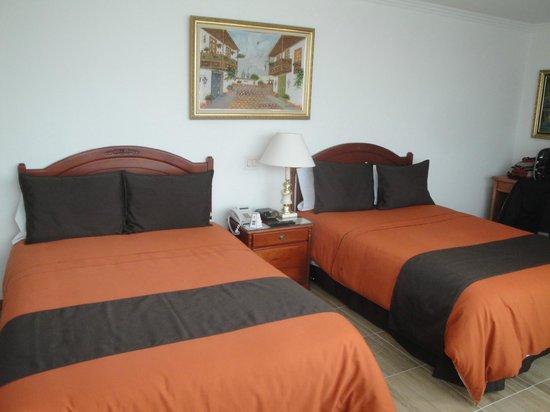 Hotel Andes Plaza: Quarto 5
