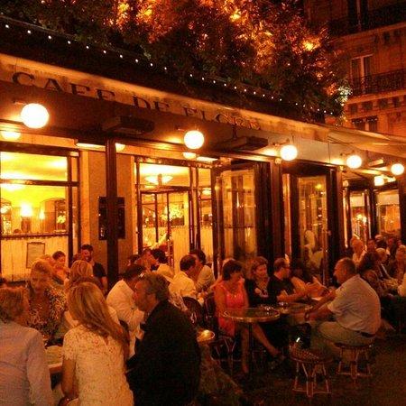 Café de Flore : trovare posto è una vera impresa...
