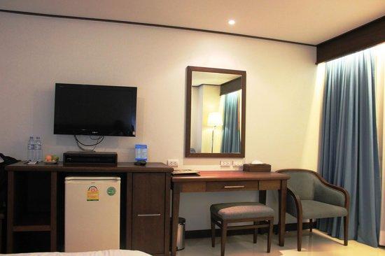 Andaman Beach Suites Hotel: Room