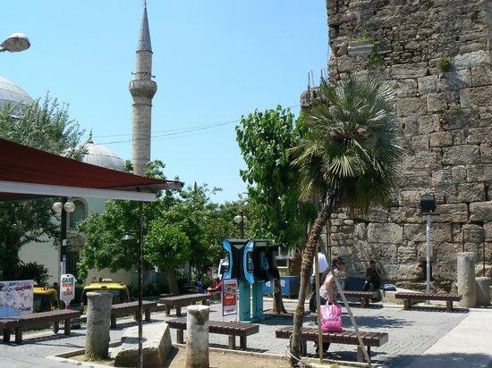 Ozkaymak Falez Hotel : В центре города