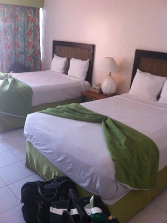 Casa Marina Beach & Reef: Notre chambre