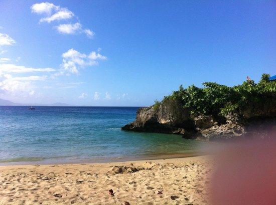 Casa Marina Reef: La plage
