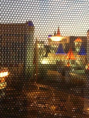 Tropicana Las Vegas - A DoubleTree by Hilton Hotel: vista da strip