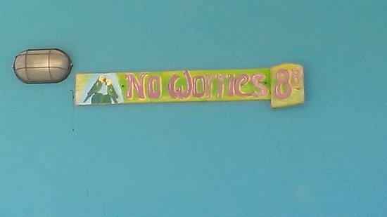 CoralSea Apartments Bonaire: No Worries