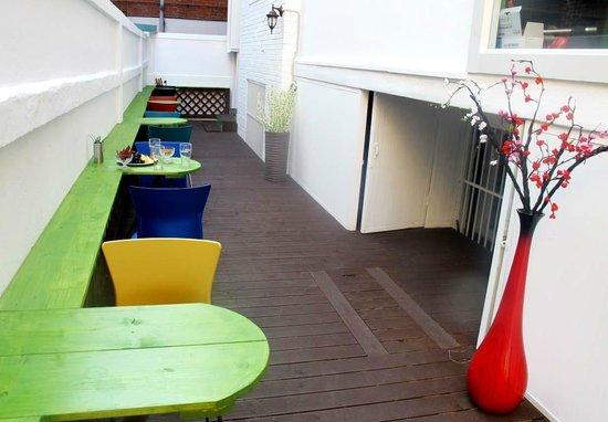 Duriworld House : Terrace