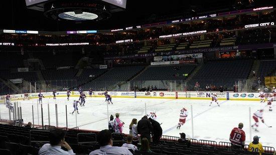 Spectrum Center: Time Warner Arena-Charlotte, NC