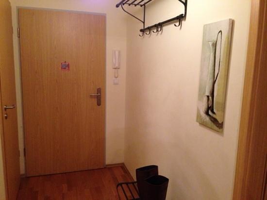 Senator Apartments Budapest: hall