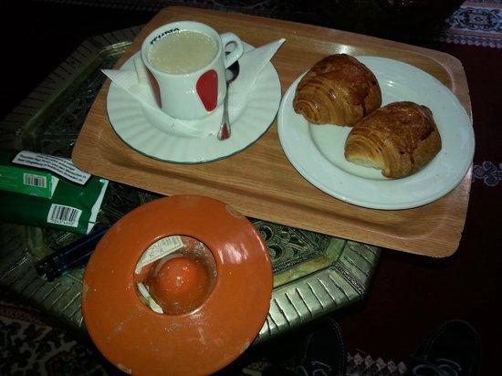 Riad Chennaoui Marrakech: Breakfast