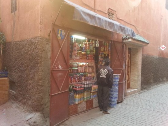 Riad Chennaoui Marrakech: Next door shop