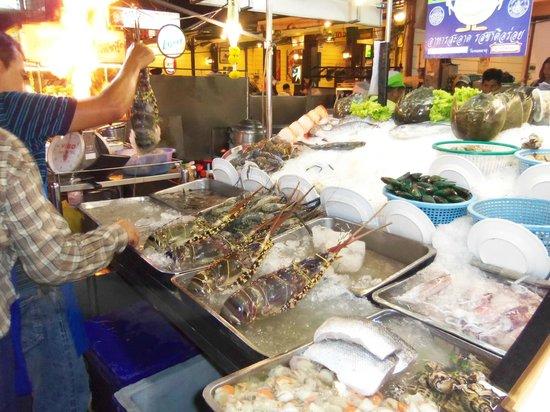 Hua Hin Night Bazaar: idem