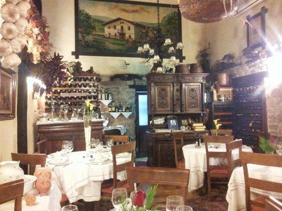 Restaurante Remenetxe: Comedor