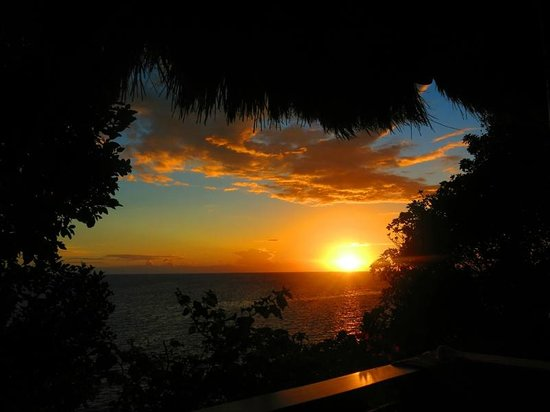 View Point Resort: Sunset