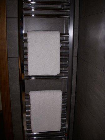 MOODs Boutique Hotel : toalleros