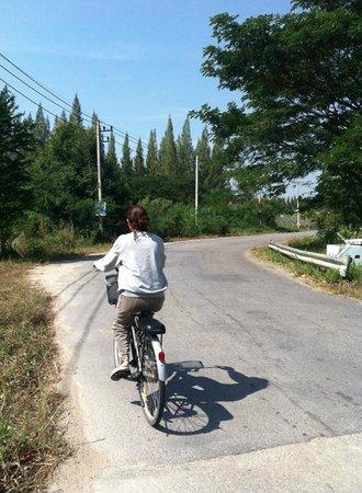 GUTI Resort by AKA: Our cycling around AKA Guti