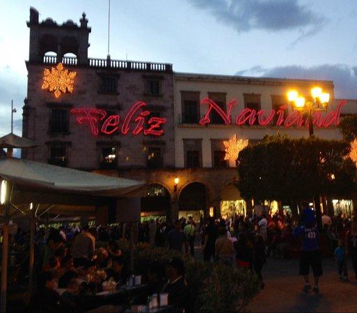 Las Sabilas: Downtown
