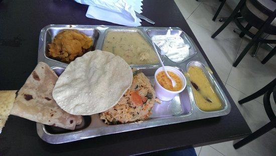 Komala Villas Restaurant: Komala Vilas