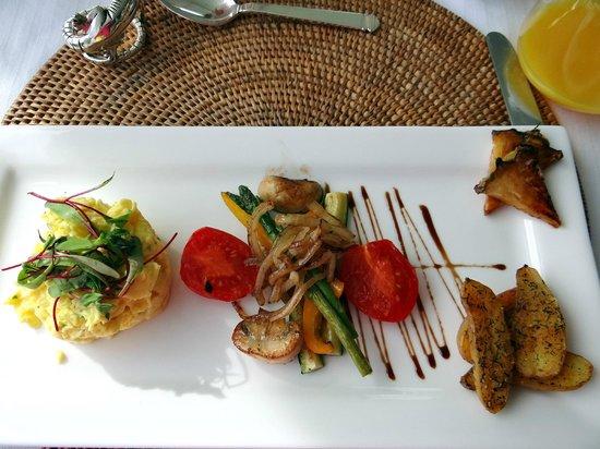 Aquavit Guest House: A gourmet breakfast