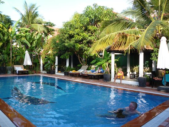 Sonalong Boutique Village & Resort: swimming pool