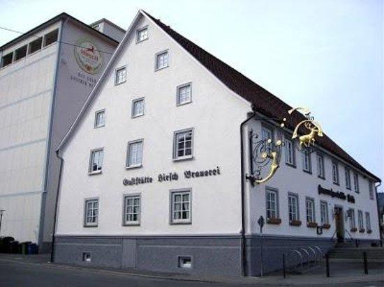 Wurmlingen, Deutschland: Brauereigaststaette Hirsch