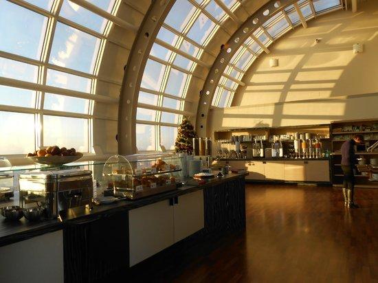 Montresor Hotel Tower: Sala colazione