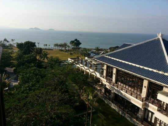 Sheraton Huizhou Beach Resort : Вид из номера