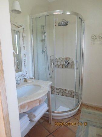 Hotel S'Astore: primo bagno