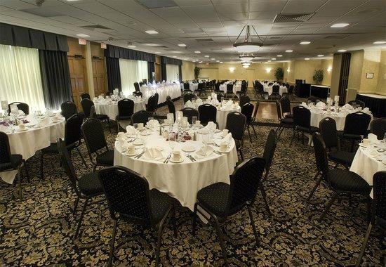 Holiday Inn Buffalo International Airport: Ballroom