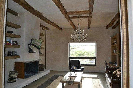 Alpasion Lodge: TV Room