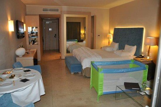Daios Cove Luxury Resort & Villas: Daios Cove - une chambre