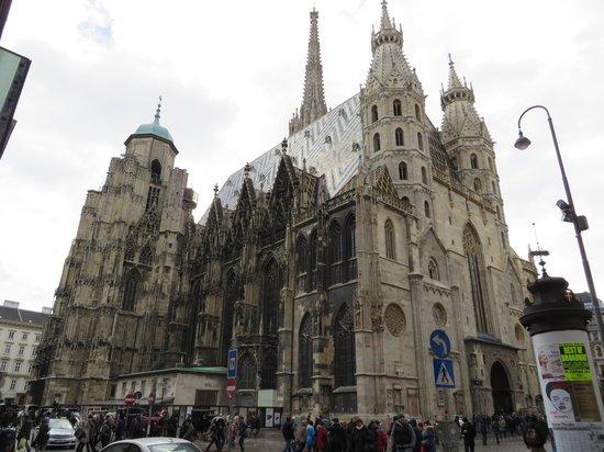 Mercure Wien Zentrum: Stephansdom