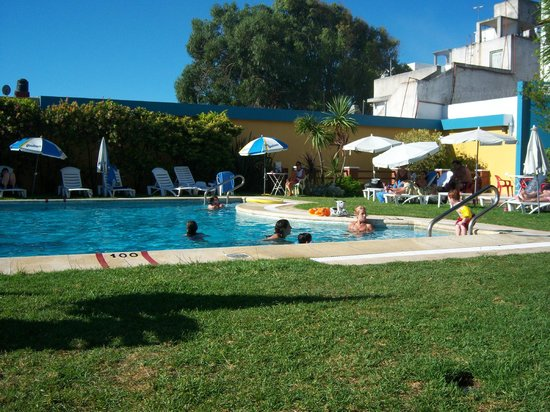 Hotel Morales: Pileta