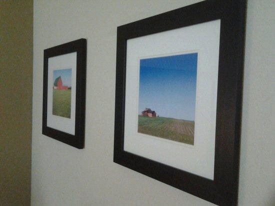 Comfort Inn: Nice Art