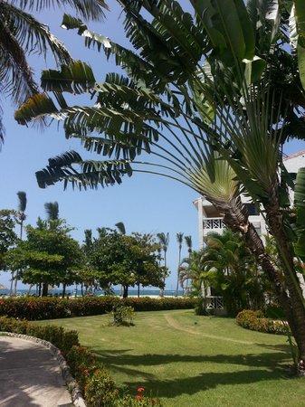 Hotel Beach House Playa Dorada : Vista a la playa