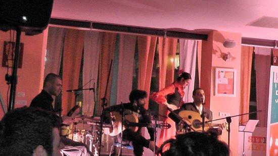 Abraham Hostel Jerusalem: Concert!