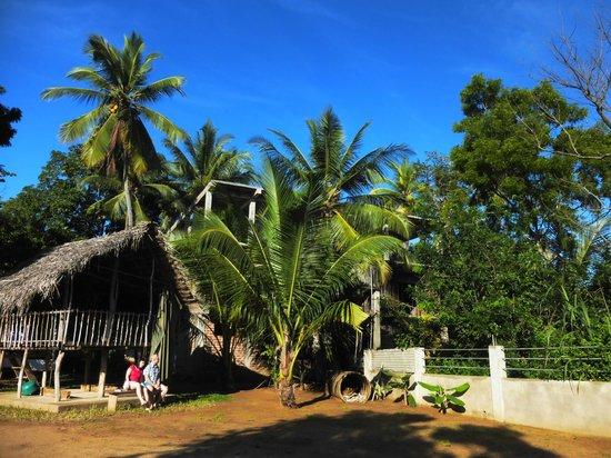 Lakmini Lodge & Restaurant: breakfast