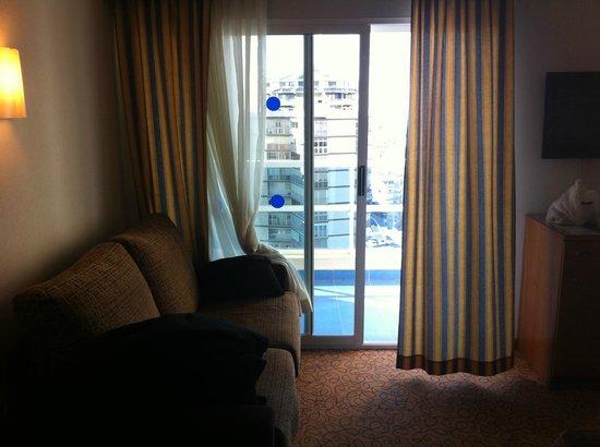 Hotel RH Victoria: balcon