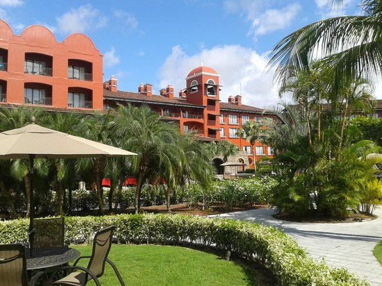 Los Suenos Marriott Ocean & Golf Resort: Beautiful hotel