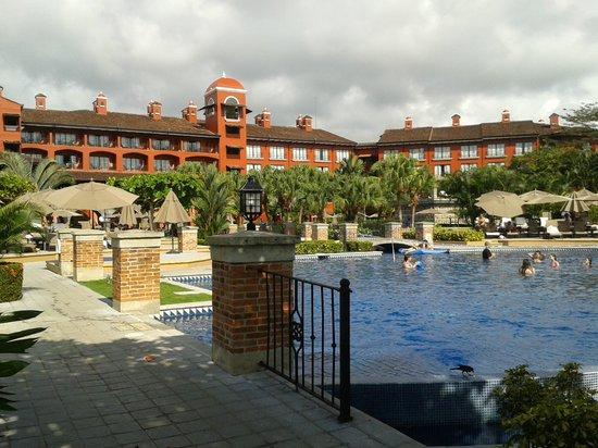 Los Suenos Marriott Ocean & Golf Resort: Great hotel