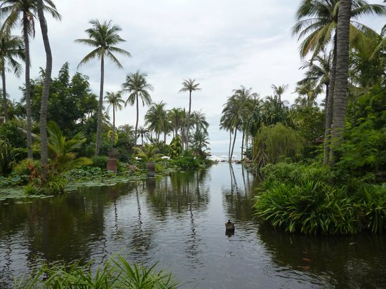 Anantara Mui Ne Resort: hotel lake