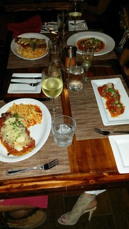 Pueo's Osteria: It tastes even better than it looks.