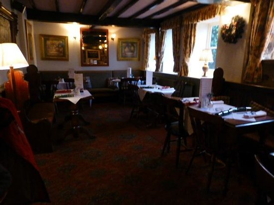 The Stansfield Arms: another dining area