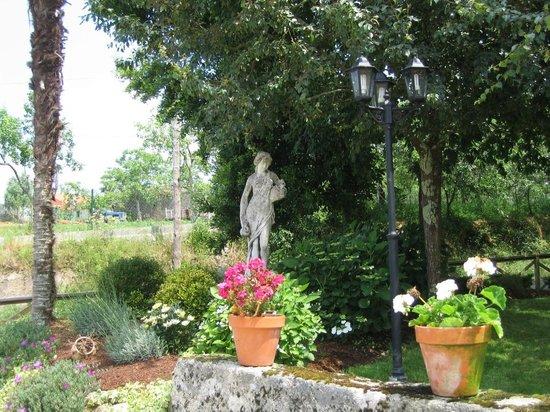Detalles jardines A Cobacha