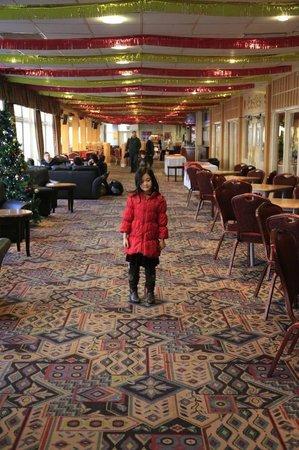 Norbreck Castle Hotel: in hotel