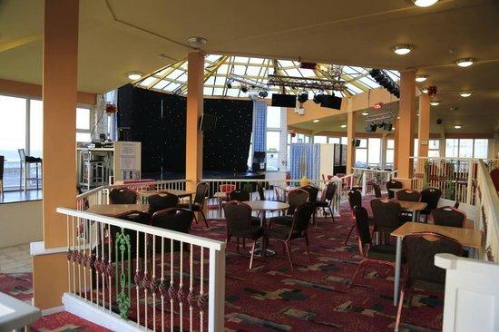 Norbreck Castle Hotel: stage