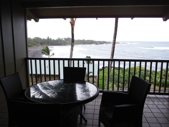 Hana Kai Maui: View from lanai #203
