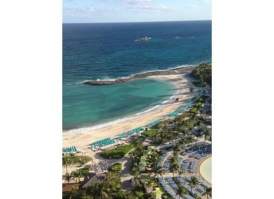 The Cove Atlantis, Autograph Collection : view from room